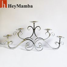 Latest Top Rated 5 Head Table Metal Crystal Candle Holder Wedding Candelabras Wedding Prop Home Decoration Candle Stick Reviews -  Latest Top Rated 5 Head Table Metal Crystal Candle Holder Wedding Candelabras Wedding Prop Home Decoration Candle Stick Offers. Buy this only for US $14.30 per piece. This candle holders buyer had already been buy it more than 3 times. Click here to see special discount for you from HeyMamba Online Store seller >> #CandleHolders #chrismast