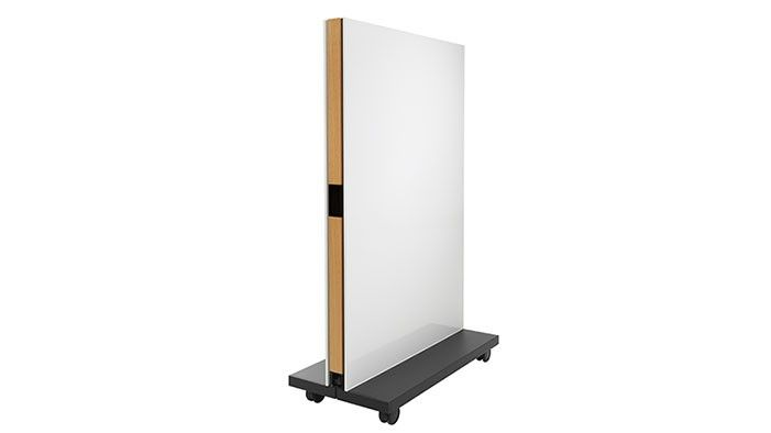 """Exponents White Board & Mobile Display 