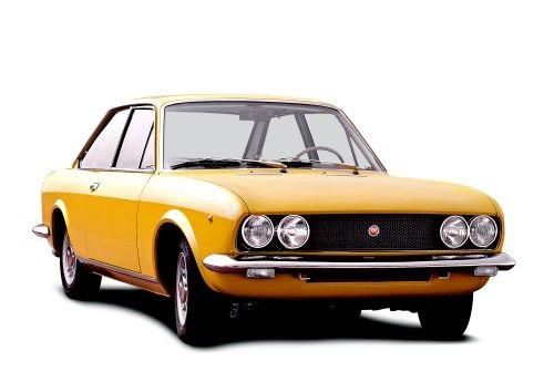 Fiat 124 BC Coupe - more fun than you can possibly imagine!