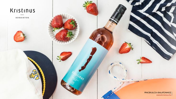 """""""Balaton provides Fedélzeti: the wine of the house is left for the inland people. Every drop contains: vacation, Lake Balaton, self-consciousness, and sunshine. Would you sit at the pier?"""""""