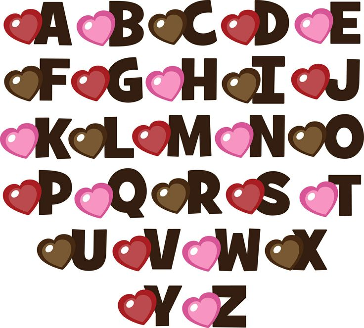 Alphabet dating f