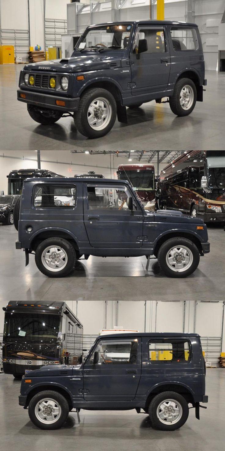 Weekly Treasure 1989 Suzuki Jimny Turbo 4x4. Barebones