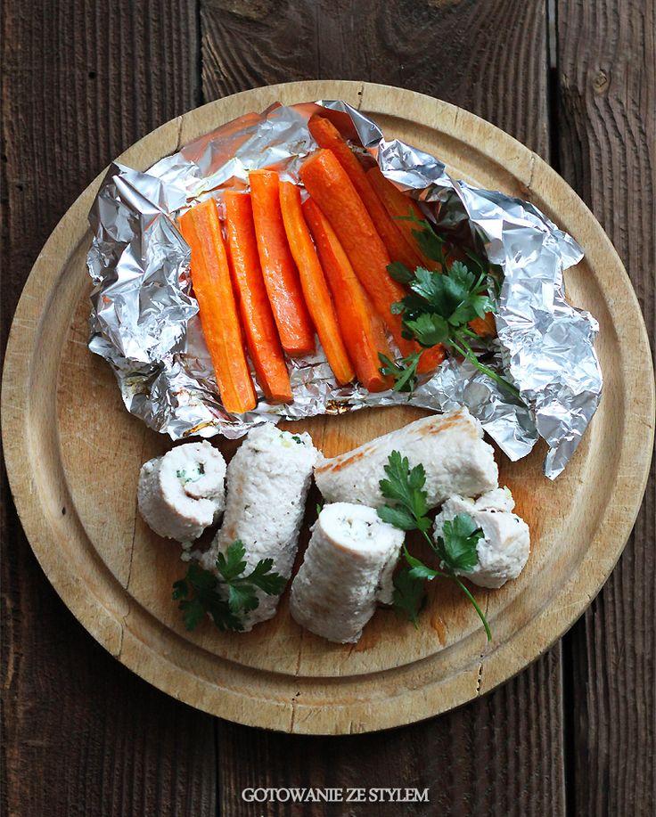 Pork chops with cheese rolls greek | gotowanie ze stylem