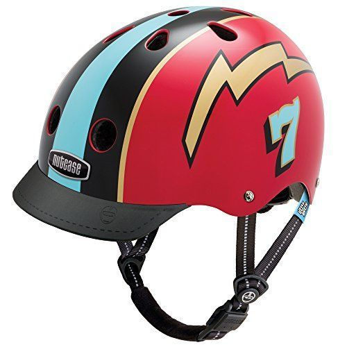 Kids' Bike Helmets - Nutcase  Little Nutty Street Bike Helmet Fits Your Head Suits Your Soul -- Visit the image link more details.