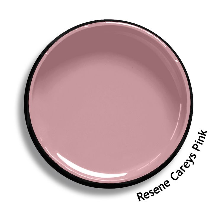 Resene Careys Pink is a 1980s rose pink, muted and dusky. From the Resene Multifinish colour collection. Try a Resene testpot or view a physical sample at your Resene ColorShop or Reseller before making your final colour choice. www.resene.co.nz