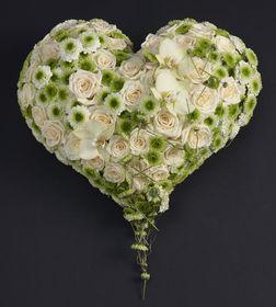 Hjerte fra interflora