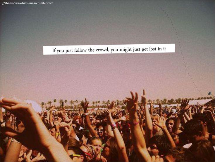 music festival tumblr | MUSIC FESTIVAL Quotes Like Success