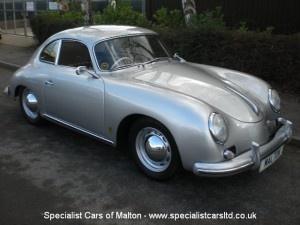 1958 Porsche 356 A 1600 Coupe