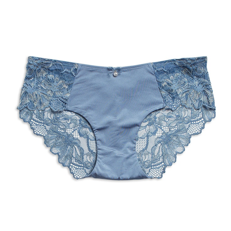 Lindex - Ella M lace knickers (infinity blue)... so cute! this site has a ton of cute lingerie.. I wonder if they ship to the US?