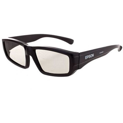 The Epson Passive 3D Glasses (children) are suitable for use with the PowerLite W16SK 3D Dual Projection System.