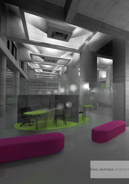 Private contest 2013 Goal : reconstruction of a... - MARTINEK / ARCHITECT