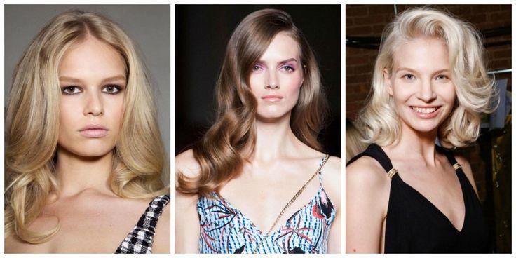 Οι top τάσεις στα μαλλιά για την Άνοιξη -Καλοκαίρι 2015