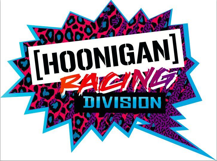 Ken block 39 s hoonigan racing division decal all things - Hoonigan logo ...