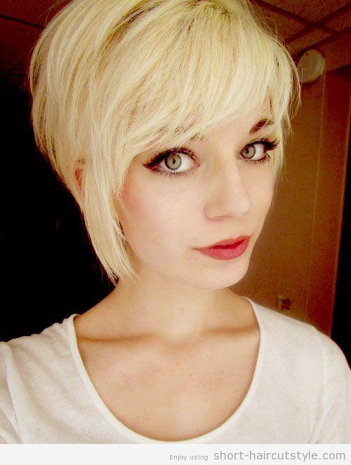 Short Blonde Hair Cuts Short Blonde Black Hairstyles