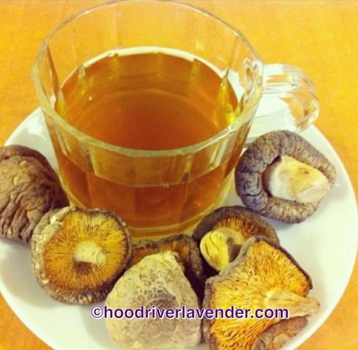 Boost your Immune System with this awesome Earthy Tea❤️#wondershroomtea #shiitake #reishi #maitake #mushrooms #hoodriverlavender #organic#food #hoodriver#immuneboost #lowersBP #healthy #lowerscholesterol