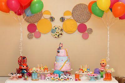 festa lalaloopsy