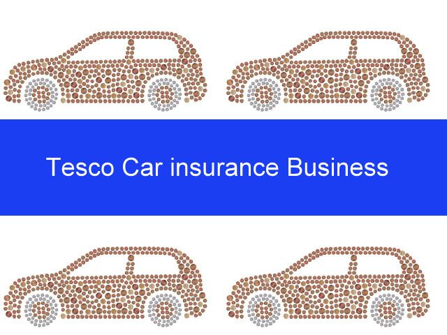 Tesco Car insurance Business