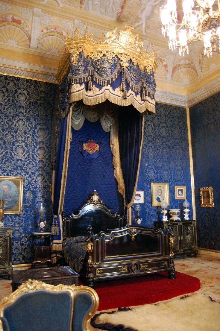 palacio da ajuda quarto da rainha - Lisboa