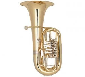 C Kaiser Baritone Miraphone C-56A Gold Brass