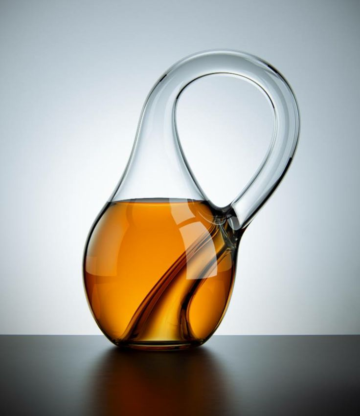 The Handle is the Spout, the Opening is on the Bottom, the Inside and the Outside Are the Same Surface , Klein Bottle