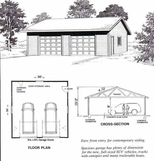 Best Representation Descriptions Oversized 2 Car Garage Plans Related Searches 28 X 28 Garage Package28 X 30 G 2 Car Garage Plans Garage Design Garage Plans