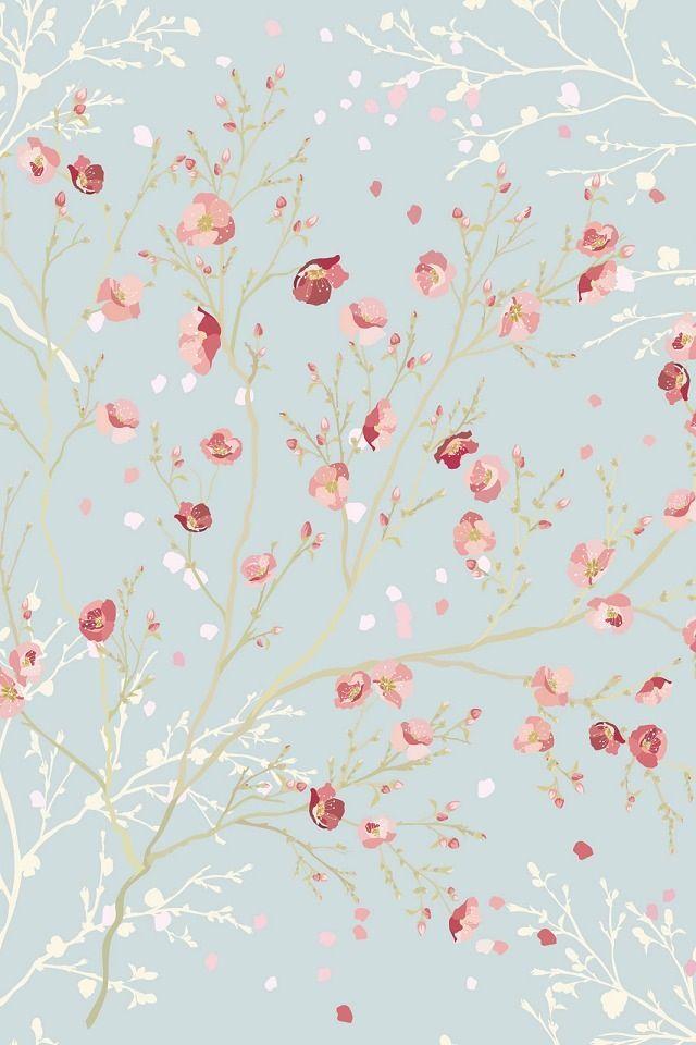 Petals background  #iPhone 4s #Wallpaper