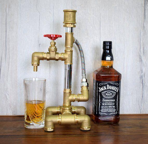Distributeur De Whisky Jack Daniels Saint Valentin Cadeau Distributeur D Alcool Mari Cadeau Cadeau Garcon D Honneur Le Meilleur Homme Mariage Distributeu Distributeur De Whisky