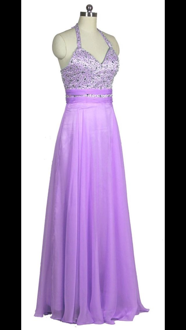 This is it!!! Bridesmaid dress! Lavender