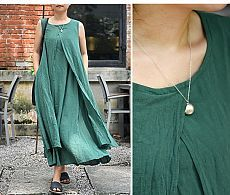 Una selezione di grandi abiti estivi di ispirazione in stile boho.  idee creative.