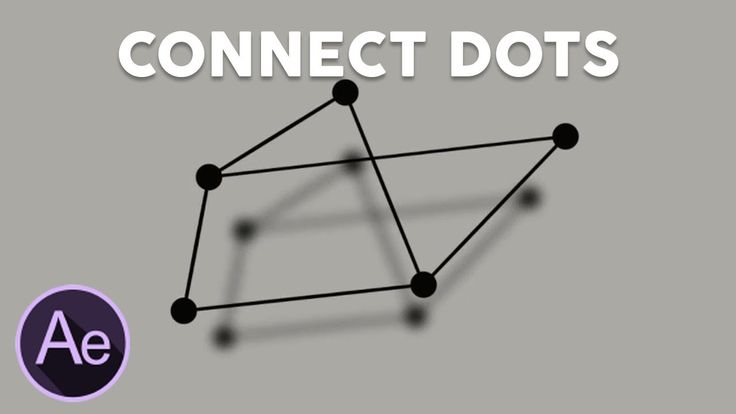 DOTS Connect After Effects Tutorial