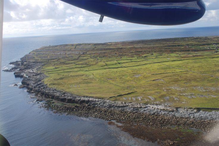 Inishmore: Une des îles d'Aran, en Irlande