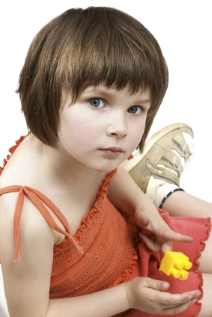 Girl Short Haircuts For Kids