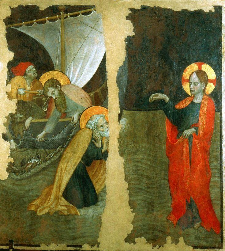 Vocazione di san Pietro di Jaquerio a Palazzo Madama