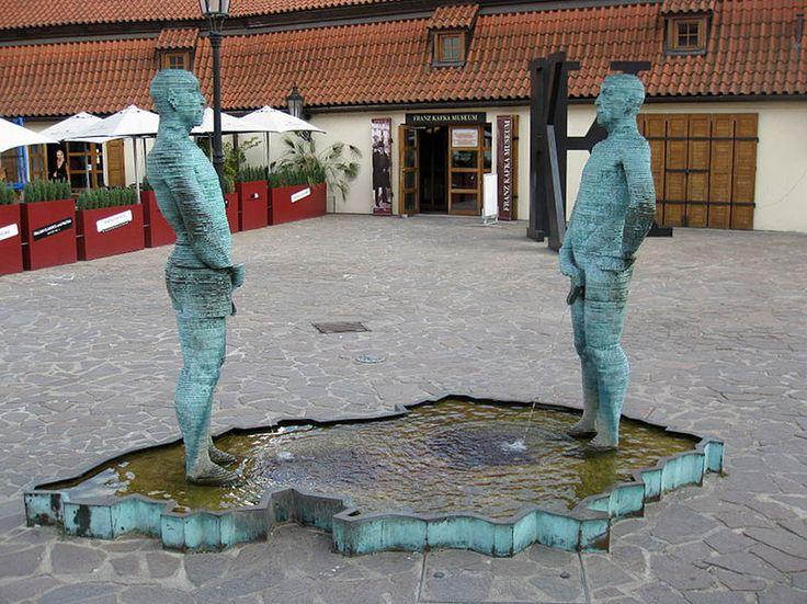 You Haven't Seen Prague Until You've Seen These Sculptures - Condé Nast Traveler