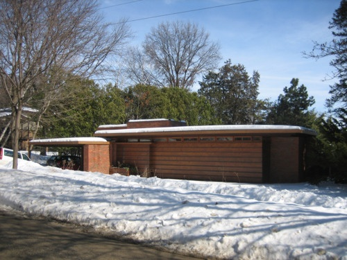 54 best images about flw jacobs i house on pinterest for Cost to build a house in wisconsin