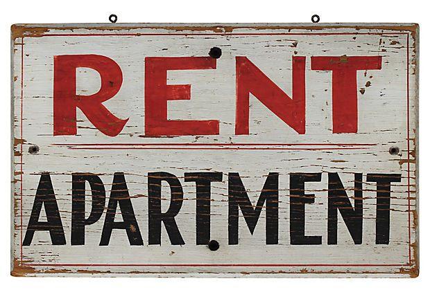 18 best for rent signs images on pinterest renting funny stuff and lodge decor. Black Bedroom Furniture Sets. Home Design Ideas