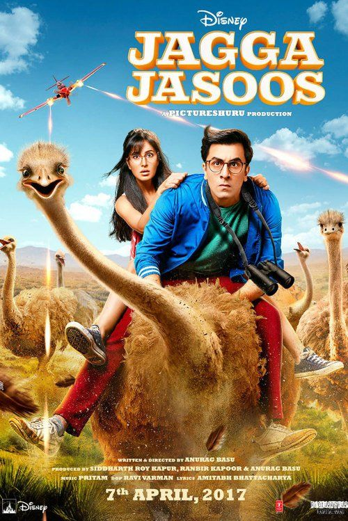Watch Jagga Jasoos (2017) Full Movie HD Free Download