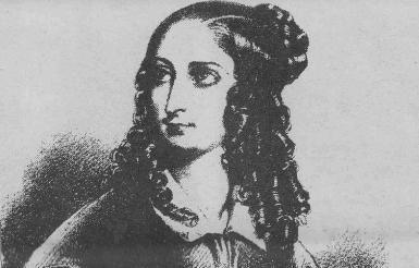 Vida y peregrinaciones de Flora Tristán: Retrato de Flora Tristán.