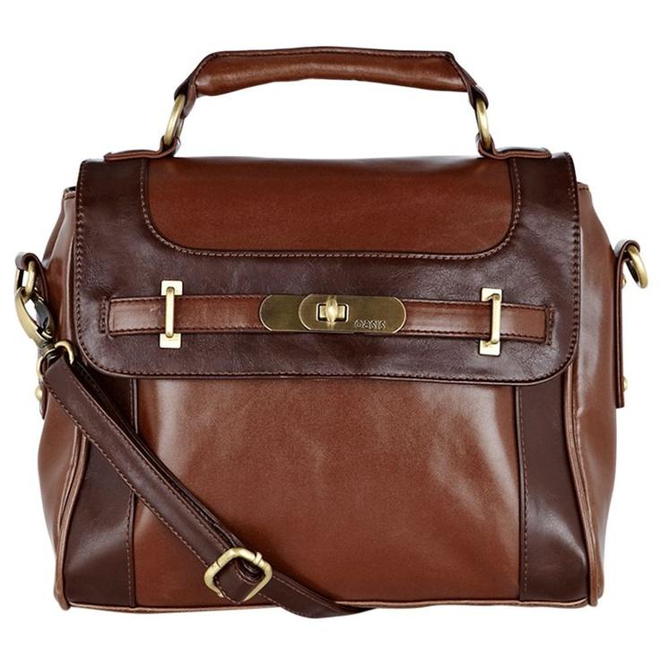 Oasis Burnham Across-body Handbag, Natural £28 That looks so much more expensive!