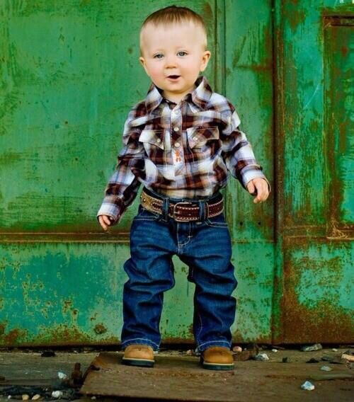 CUTEST LITTLE COUNTRY BOY EVER
