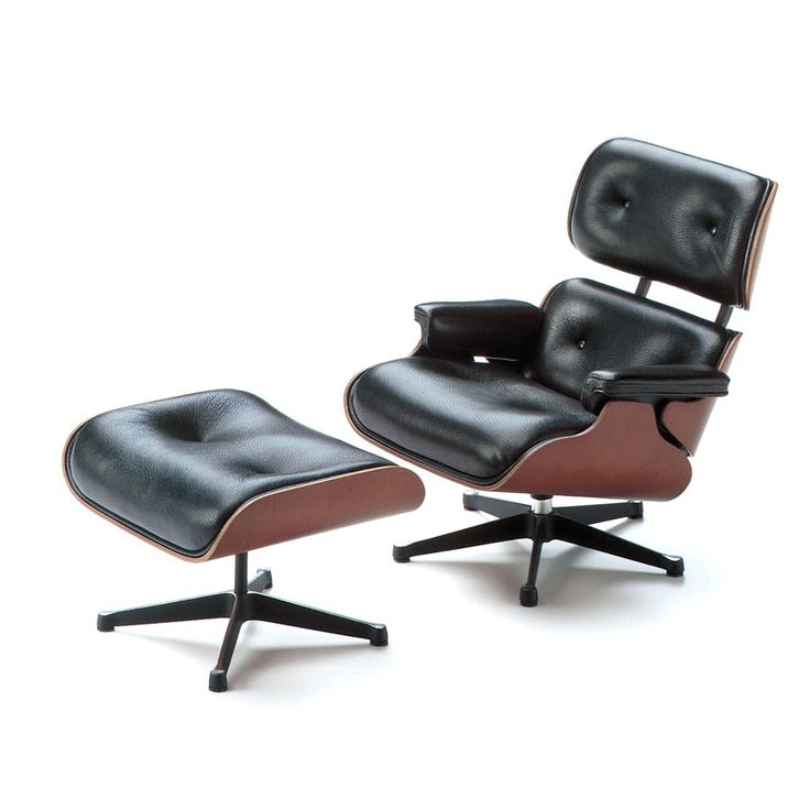 Large Eames Lounge Chair