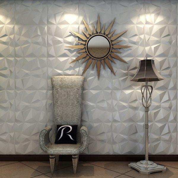 9 melhores imagens de revestimento de parede no pinterest revestimento de paredes placa de. Black Bedroom Furniture Sets. Home Design Ideas