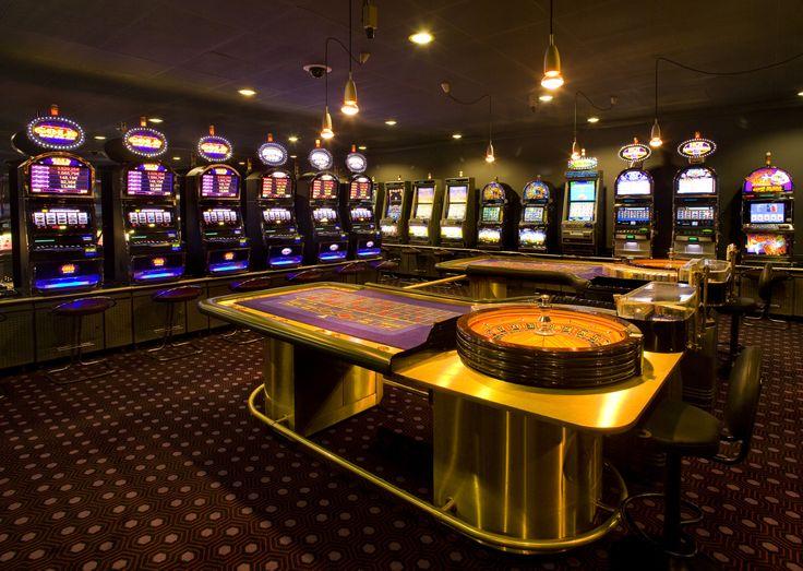 Hotel Algarve Casino - Gaming Room