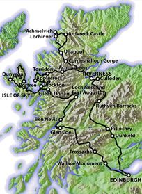 The Grand Tour of Scotland 5 Day Tour | Heart of Scotland Tours @pwhyte