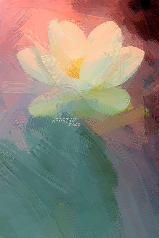 https://flic.kr/p/qdMb1p | Lotus Flower Paintings - Image Based - Akvis Oil Paint Filter  - | Lotus Flower Paintings - Image Based - Akvis Oil Paint Filter - akvis.com/en/oilpaint/index.php DD0A3671-1000