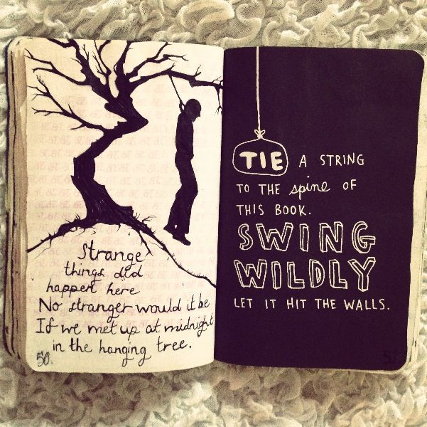 Wreck This Journal. The Hunger Games. omg.