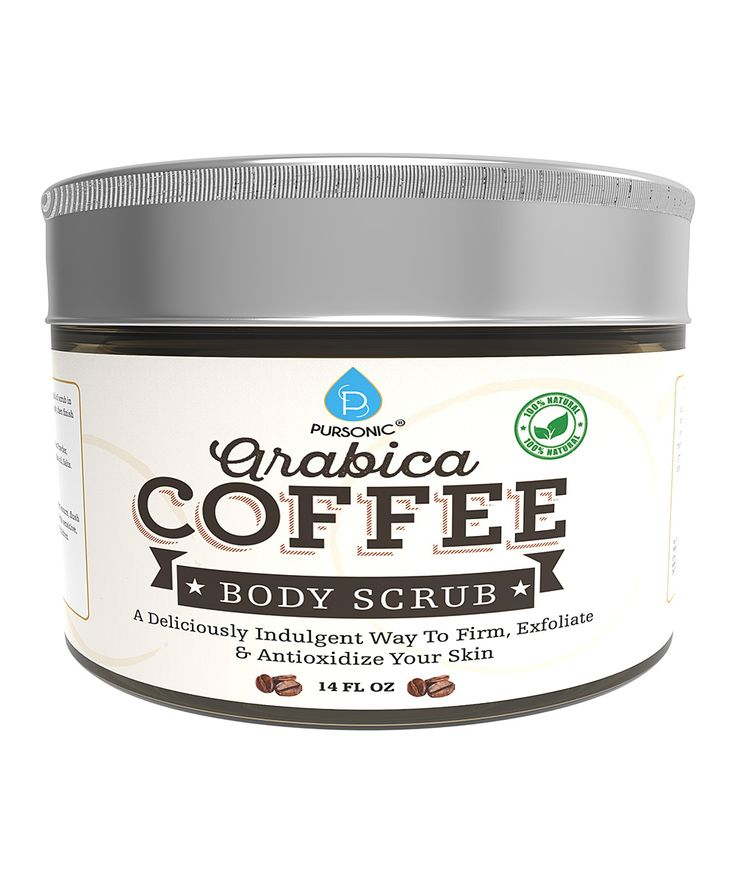Aribica Coffee Body Scrub