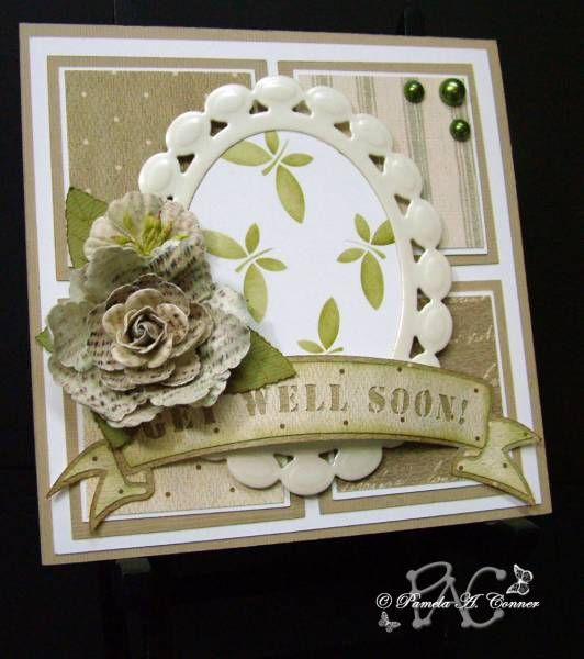 Get Well Soon! by YorkieMoma - Cards and Paper Crafts at Splitcoaststampers