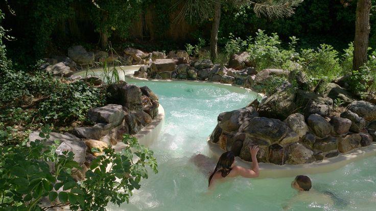 Center Parcs Het Heijderbos wildwaterbaan
