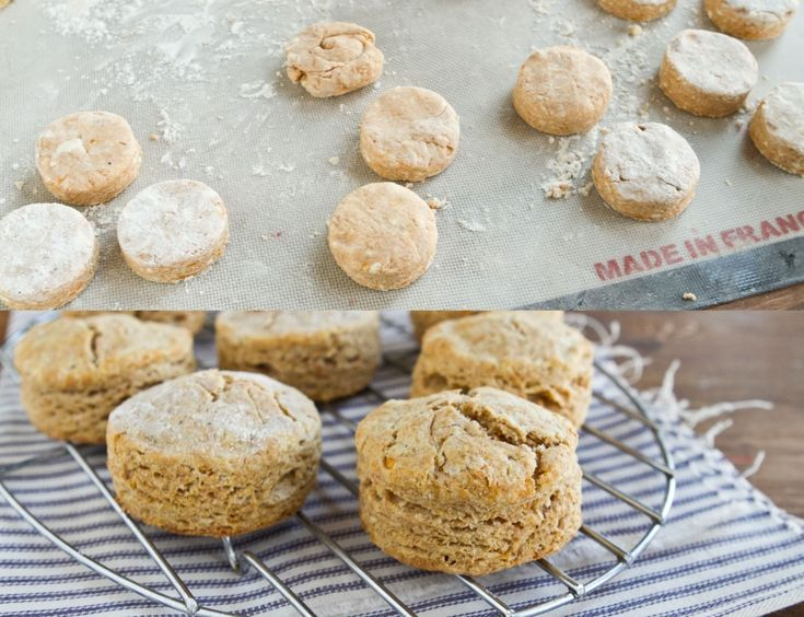 Sweet Potato Biscuits and Vegetarian Gravy. I'm sort of obsessed with ...